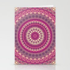 Mandala 444 Stationery Cards