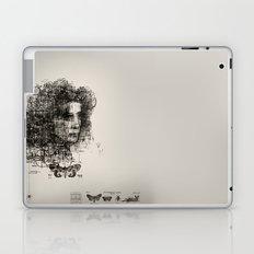 involuntary dilation of the iris Laptop & iPad Skin