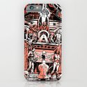 Sea of Red: Judgement iPhone & iPod Case