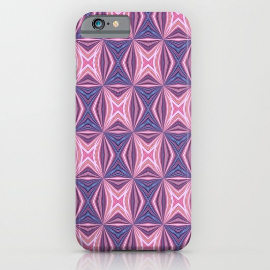 Pink Pattern iPhone & iPod Case