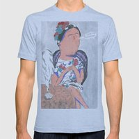 Sometimes Tequila Is The… Mens Fitted Tee Athletic Blue SMALL