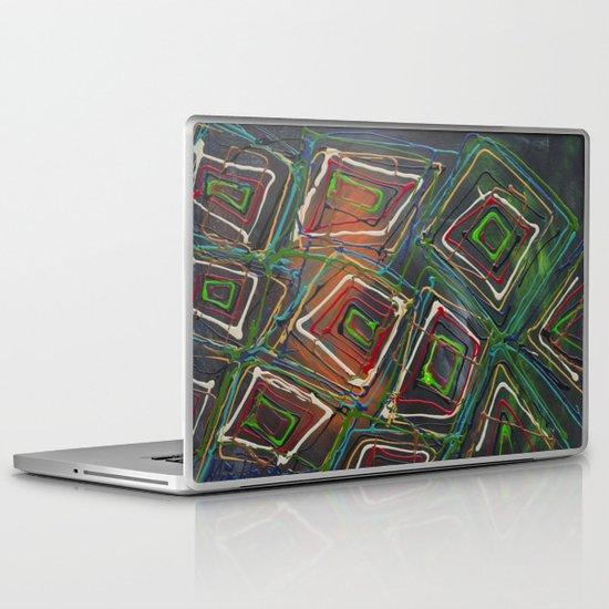 Kaleidescope Laptop & iPad Skin