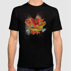 Beautiful And Deadly SMALL Mens Fitted Tee Black
