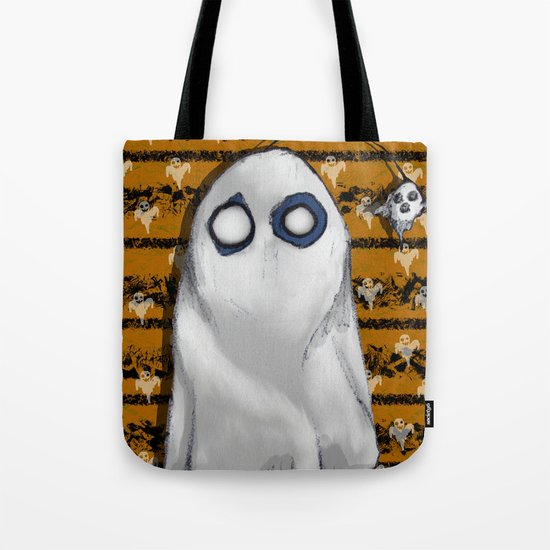 Bob's Ghost Tote Bag