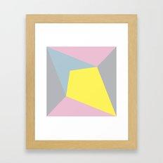 Life's A Beach Ball Framed Art Print