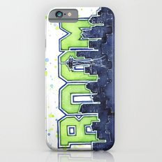 Seattle Legion Of Boom S… iPhone 6 Slim Case
