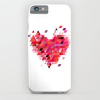 Heart1 Red iPhone 6 Slim Case