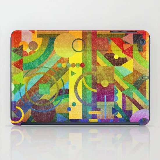 Future Patterns. iPad Case