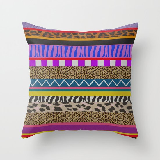 NEWWAVE Throw Pillow