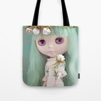 Enchanted Petal Tote Bag