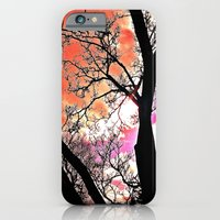 iPhone & iPod Case featuring Violet Night  by SilverFoxRun