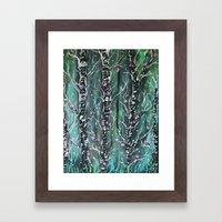 Faerie Dust Framed Art Print