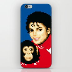 walkers from the moon iPhone & iPod Skin