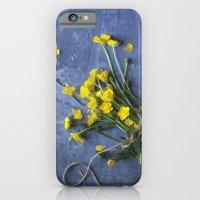 Buttercup Bouquet - Yellow  iPhone 6 Slim Case
