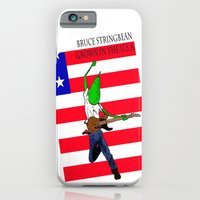 Bruce Stringbean iPhone 6 Slim Case