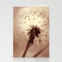 winter sunshine Stationery Cards