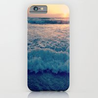 iPhone & iPod Case featuring Favorite Sunrise  by Machiine