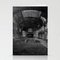 Abandoned Mine Stationery Cards