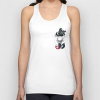 Pocket Pal Unisex Tank Top