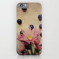 iPhone & iPod Case featuring Blooms and Berries by Olivia Joy StClaire
