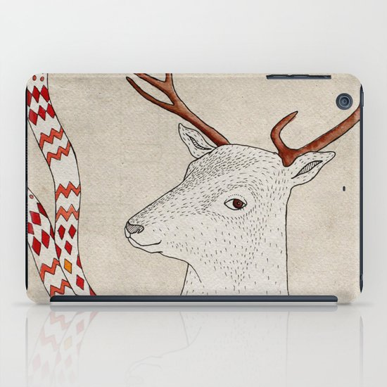 Dear deer. iPad Case