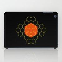 HEXAGON iPad Case