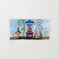 We're all Mad Here Hand & Bath Towel