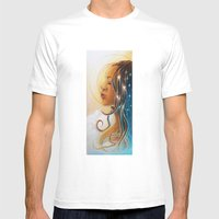 Epiphany Mens Fitted Tee White SMALL