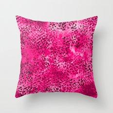 Pretty Wild (Series) Throw Pillow