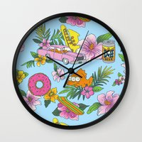 Scenic Springfield  Wall Clock