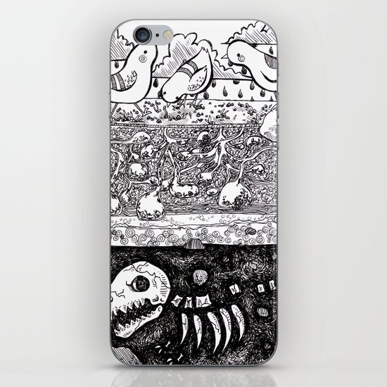 Velvet Underground iPhone & iPod Skin