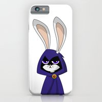 Bunny Raven iPhone 6 Slim Case