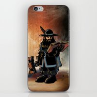 The Dwarven Cleric iPhone & iPod Skin