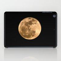 La Luna 3 iPad Case