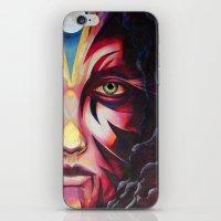 Vishuddha iPhone & iPod Skin