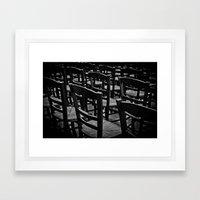 N.D. Framed Art Print