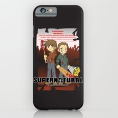 Supernatural - Goin to the Winchesters iPhone 6 Slim Case