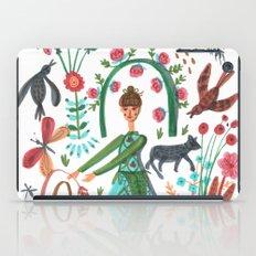 Autumn Love iPad Case