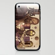 Victorian Wars  iPhone & iPod Skin