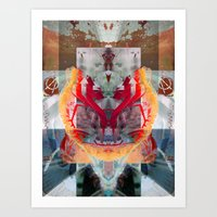Chalice 3000 Art Print