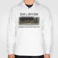 The Black & White Last Supper Hoody