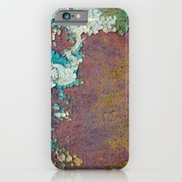 Paint mosaic iPhone 6 Slim Case