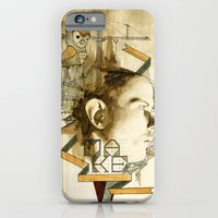 iPhone & iPod Case featuring The Architect by Joshua Kulchar