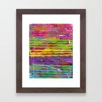 Summer Shade Framed Art Print