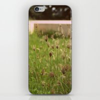Wild Shrubs iPhone & iPod Skin