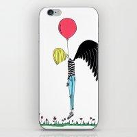Love Buzz iPhone & iPod Skin
