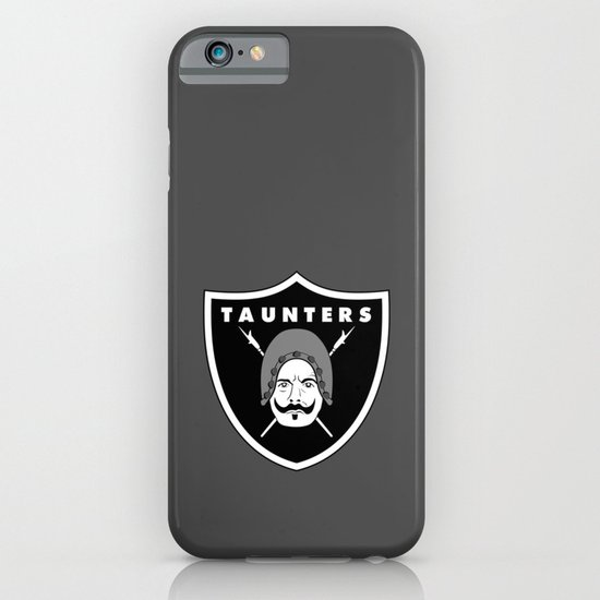 Taunters iPhone & iPod Case