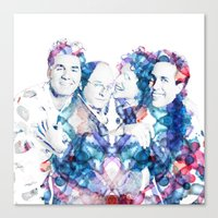 Seinfeld Canvas Print