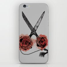 the scissors iPhone & iPod Skin