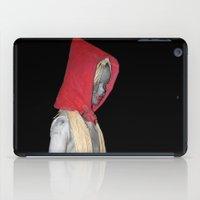 Cappuccetto Rosso iPad Case